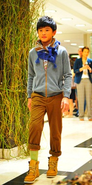 Massimo Dutti Autumn Winter 2011 2012 Boys Cardigan pants scarf  Collection