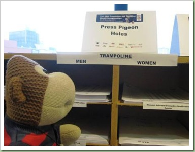 Press Pigeon Holes
