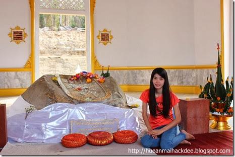 รอยพระพุทธบาท เชียงคาน