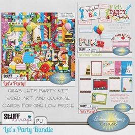 Let's Party - Bundle