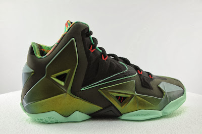 nike lebron 11 gr king of the jungle 2 05 kings pride King of the Jungle LeBron 11 is Only Five Days Away!