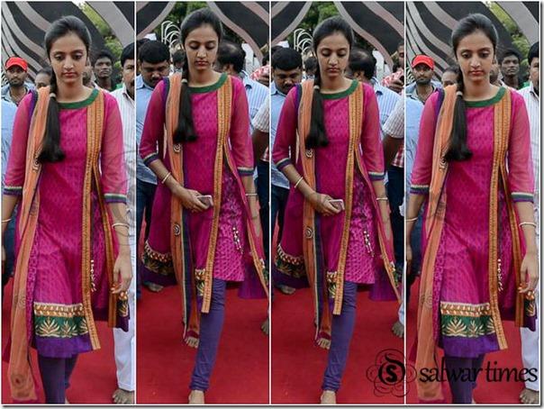 Lakshmi_Pranathi_Pink_Salwar_Kameez