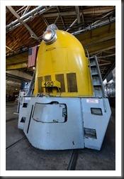 C&O Number 490 4-6-4 Hudson