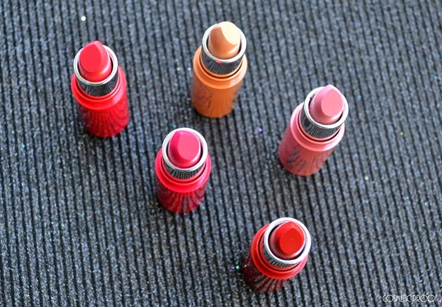 New York Color NYC Expert Last Lip Color Swatches Review (2)