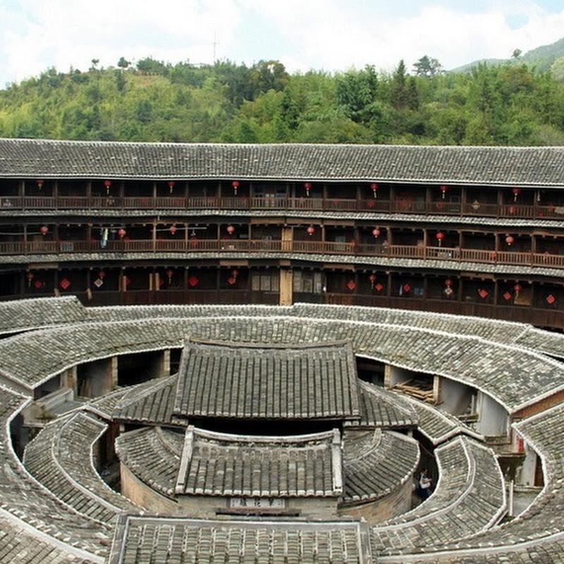 Fujian Tulou: Ancient Earthen Castles of China