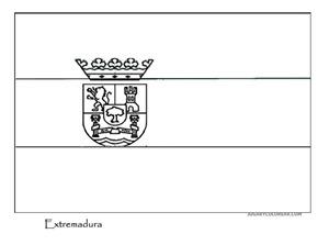 extremadura bandera 1