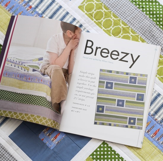 Breezy, Growing Up Modern