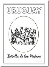 batalla de las piedras Uruguay 2