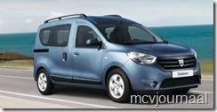 Dacia Dokker naar Nederland 03