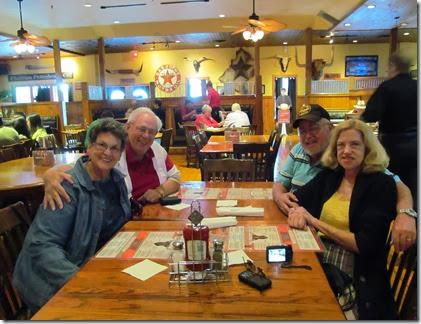 Kathy,Pat,Donna&Sam09-25-13a