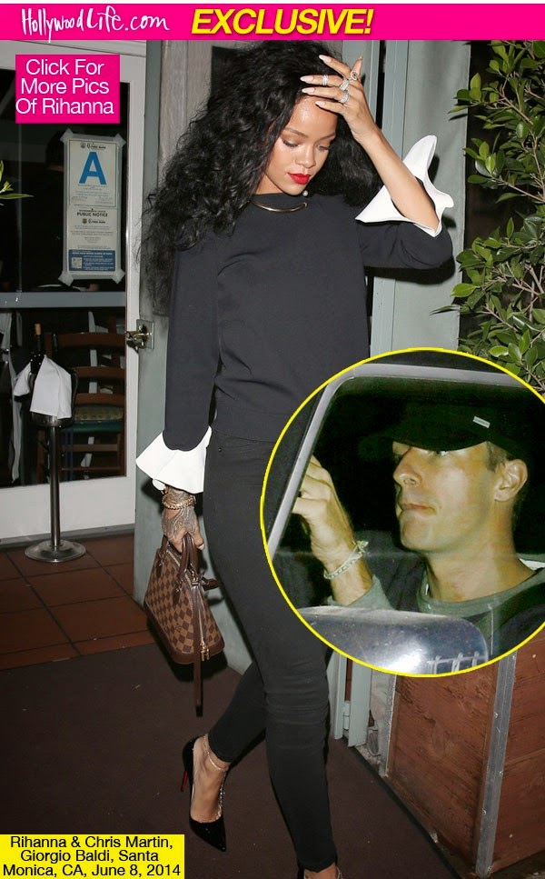 Who is rihanna dating 2013
