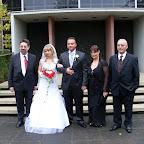 Saluti da Silien & Alfonso Gerardi novelli sposi 07.11.2009.JPG