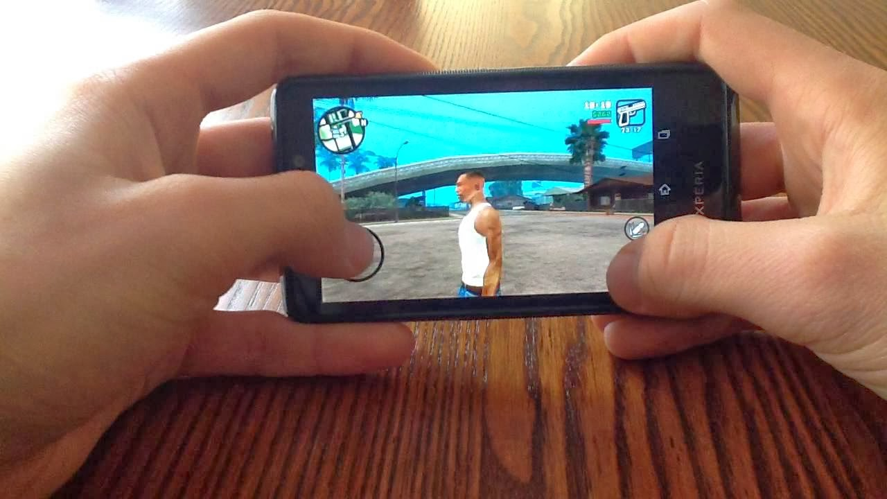 Phone Download Gta For Android Phone xperia low end gta san andreas android android