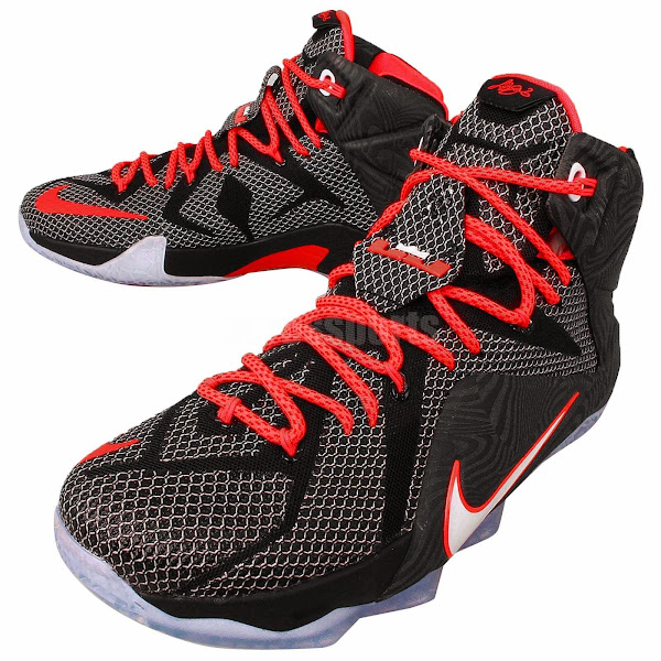 8220Court Vision8221 Nike LeBron 12 Pushed Back to a Later Date
