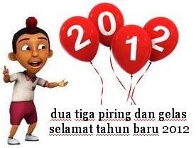 pantun jarjit selamat tahun baru 2012