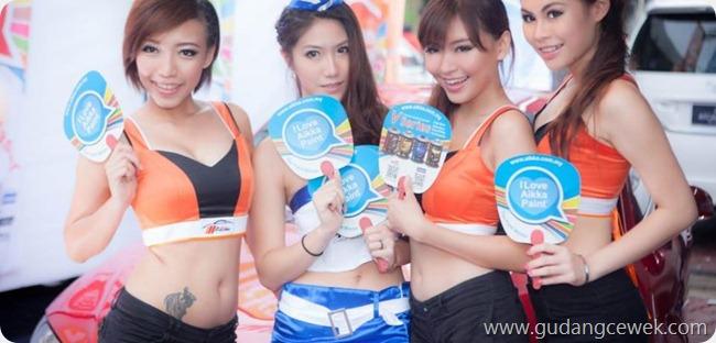 Tubuh Seksi SPG Malaysia    gudangcewek.com