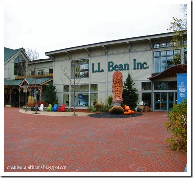 llbean store