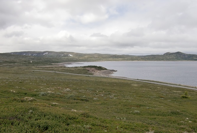 Tinn-Valdres-Sjoa juli 12010