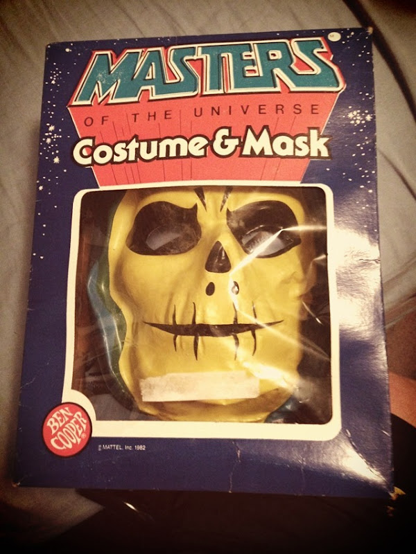 Masters Of The Universe Skeletor Costume