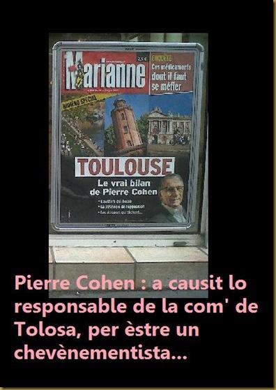 Cohen Marianne portada
