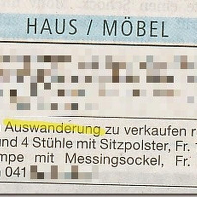 Mobile Randnotizen: Das war's dann - und Tschüss!