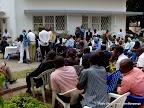 Des participants à la conférence de presse de Mbusa Nyamwisi, candidat à la présidentielle 2011. Radio Okapi/ Ph. John Bompengo