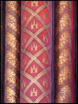 Ste Chapelle columns 2