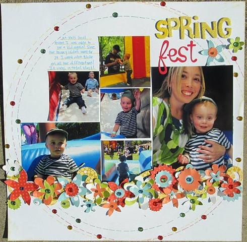 Family 2011- Spring Fest