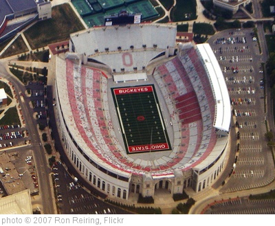 'Ohio Stadium, Columbus' photo (c) 2007, Ron Reiring - license: http://creativecommons.org/licenses/by/2.0/