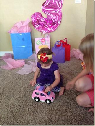 Halle's Birthday 031
