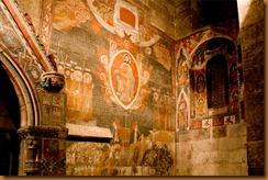 salamanca old cathedral chapel