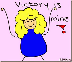 ThatWhiteGirl - battle of ants - victory is mine