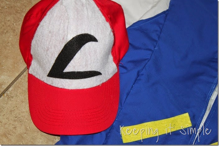 DIY Pokemon Ash Costume (2)