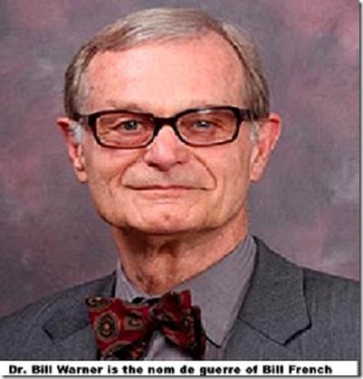 Bill Warner - Bill French PhD