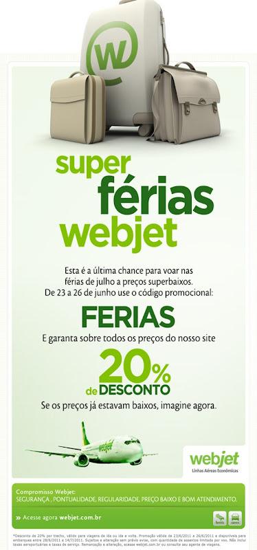 Super Férias Webjet