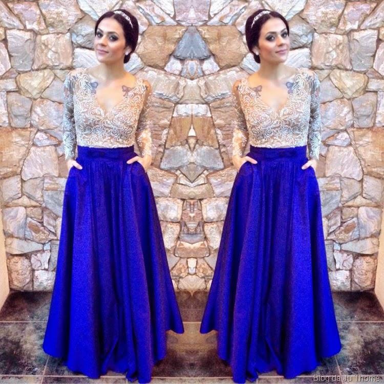 look vestido CYNTIA FONTANELLA verão 2015 madrinha de casamento  (2)