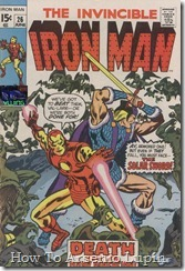 P00136 - El Invencible Iron Man #26