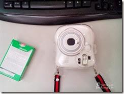 富士 Mini 25 拍立得相機