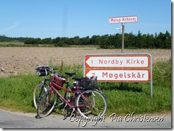 Cykeltur på Samsø