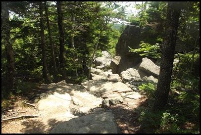 Gorham Mountain Hike 098