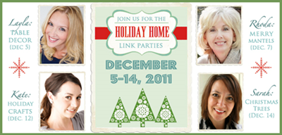 holiday home blog parties