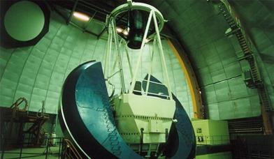 telescópio Blanco