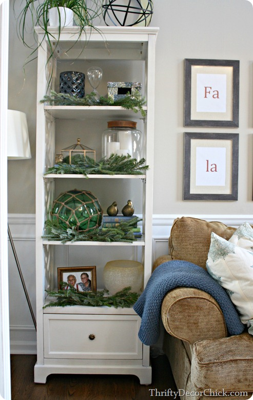 Living room refresh from thrifty decor chick for Thrifty decor