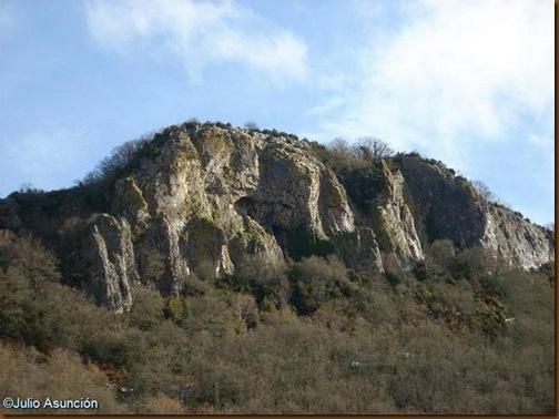 La Peña Ataxabal - Garaioa - Valle de Aezkoa