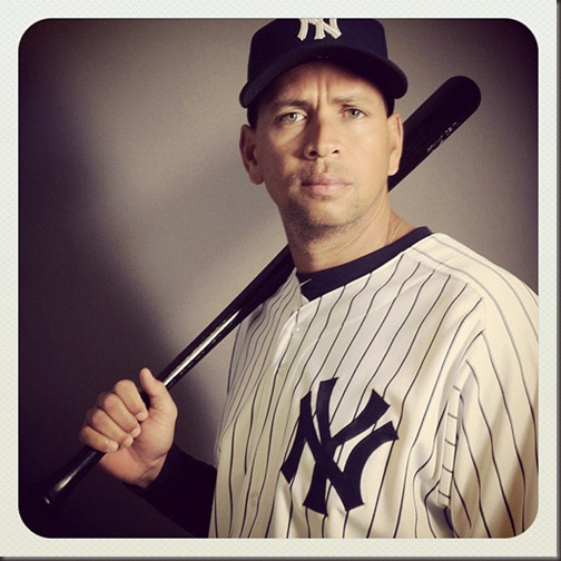 of the New York Yankees poses for a portrait during the New York Yankees Photo Day on February 27, 2012 in Tampa, Florida.