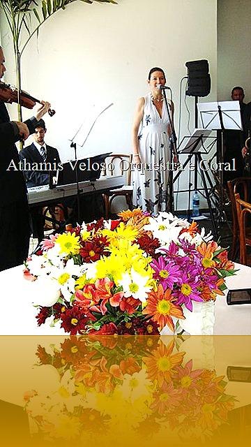 Athamis Veloso Orquestra e Coral