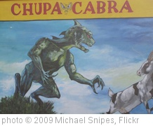 'Chupacabra' photo (c) 2009, Michael Snipes - license: http://creativecommons.org/licenses/by-sa/2.0/