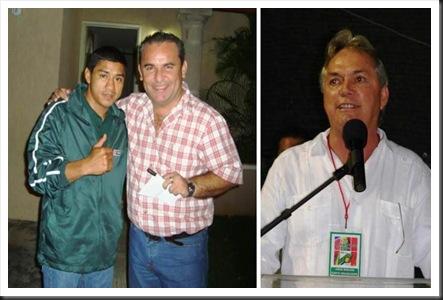 Gilberyo Keb y Jorge Robleda 2011