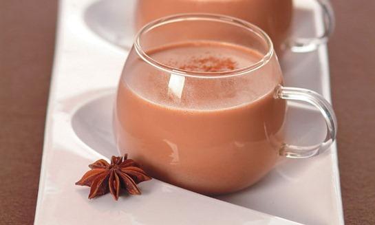 chocolate com especiarias