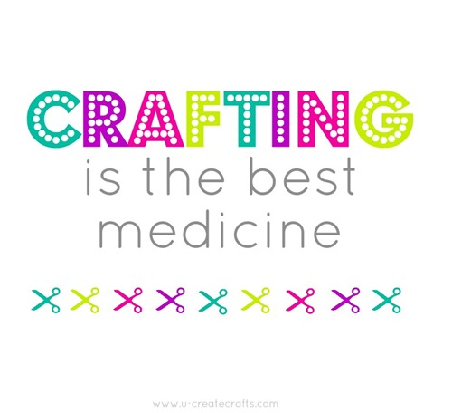 Crafting is Quote